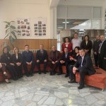 "Kick-of meeting of the ""PREvention of DIsasters ICT (Informatic and Computer Technology) PREDICT"" projectВоената академија отпочна со реализацијата на проектот""PREvention of DIsasters ICT (Informatic and Computer Technology) PREDICT"" преку програмата Еразмус+"